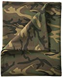 Joe's USA(tm - Soft & Cozy 50' x 60' Sweatshirt Blanket-Military Camo