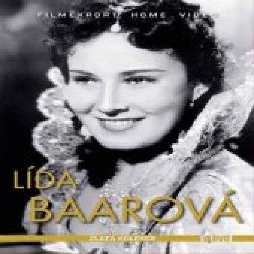 DVD FILMY - Lida Baarova: Divka v modrem / Turbina + Ohnive leto + Pokuseni pani A