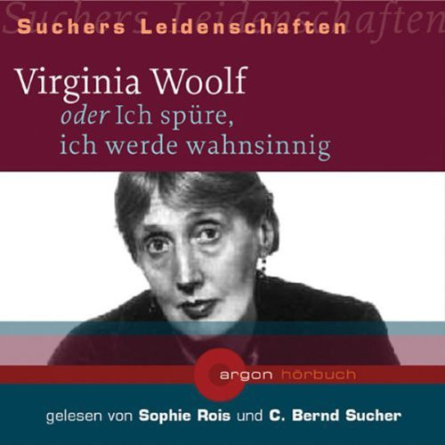 Virginia Woolf audiobook cover art