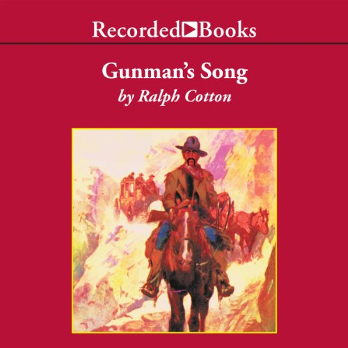 Gunman's Song audiobook cover art