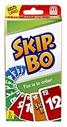 Image of SKIP BO Card Game: Bestviewsreviews