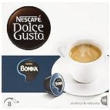 Nescaf Dolce Gusto - Espresso Bonka - Cpsulas de caf - 16 cpsulas - [set di 2]