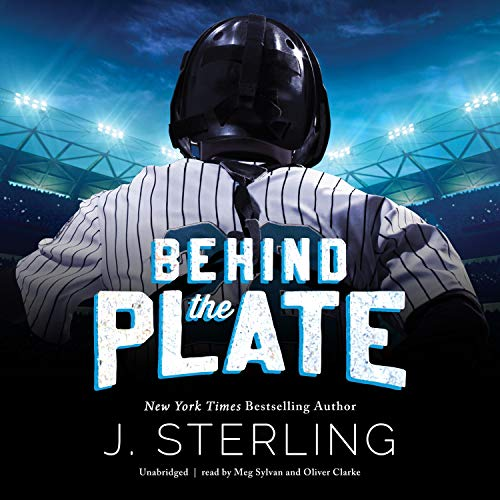 Behind the Plate  By  cover art