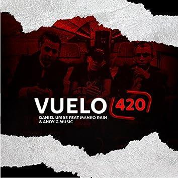 Vuelo 420 (feat. Manko Rain, Andy G Music)