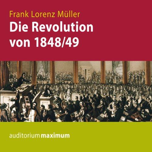 Die Revolution von 1848/49 Titelbild