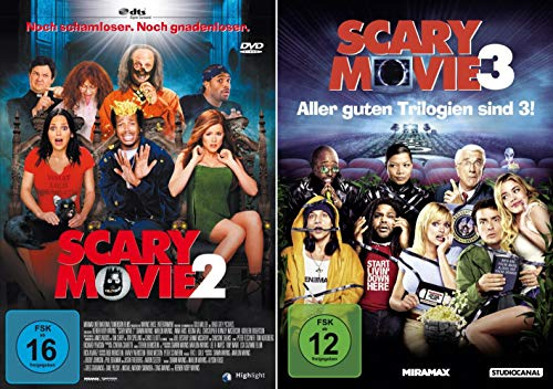 Scary Movie 2 + 3 Collection [2er DVD-Set]