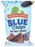 Garden of Eatin' No Salt Added Blue Corn Tortilla Chips, 16 oz. (Packaging May Vary)