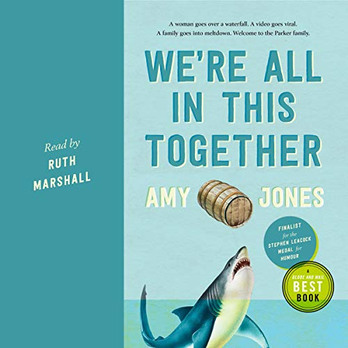 We're All in This Together audiobook cover art