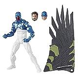 Marvel Legends Spider-Man Cosmic Spider Man Action Figure (Build Vulture's Flight Gear), 6 Inches
