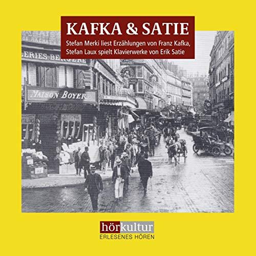 Kafka & Satie cover art