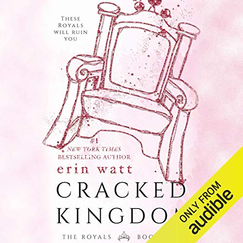 Cracked Kingdom audiobook cover art