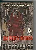 Dix petits negres - Librairie des champs-Elysees