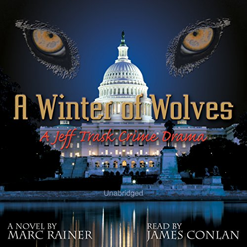 A Winter of Wolves audiobook cover art