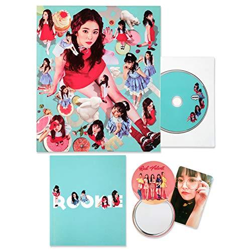 RED VELVET 4th Mini Album - [ ROOKIE ] CD + PhotoBook + PhotoCard + FREE GIFT / K-POP Sealed