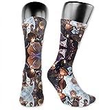 185 Socks,Akiko Atushi Doppo Bungo Stray Dogs Calcetines De Compresión,...
