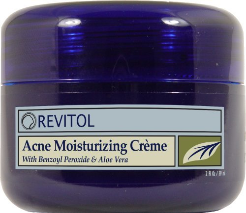 Revitol Acne Moisturizing Cream One 2 Oz Jar Buy Online In