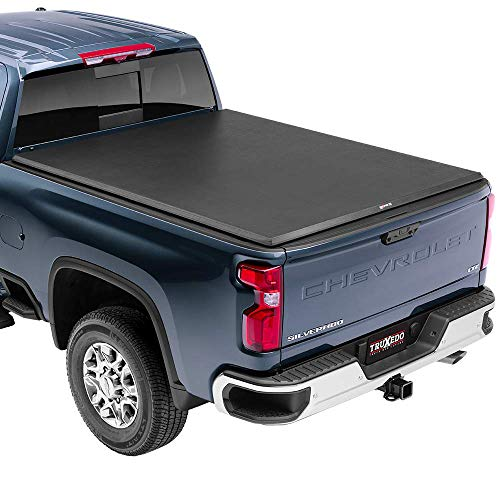 TruXedo TruXport Soft Roll Up Truck Bed Tonneau Cover | 279601 | fits 17-20 Ford F-250, F-350, F-450 Super Duty 8' bed