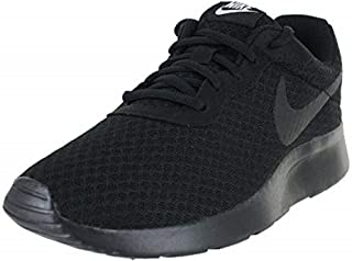 Nike Women's Tanjun Running Shoes Black/Black/Black 8.5 B(M) US