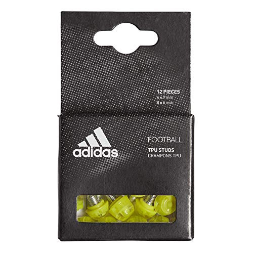 adidas TPU Studs Crampons de Football Mixte Adulte, Multicolor, FR Unique (Taille Fabricant : NS)