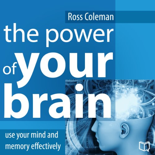 The Power of Your Brain audiobook cover art