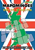MAPOMINOES United Kingdom ÌåÛåÒ The Ultimate Geography Game ÌåÛåÒ Fun and Educational Travel Card Game About Connecting Counties in England, Scotland, Wales and N.Ireland. for Kids Teens and Adults. professional chainsaw Dec, 2020
