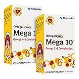 Metagenics OmegaGenics Mega 10 60 Softgels - TwinPak