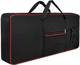 61 Note Keyboard Bag Electric Piano Case Oxford Doek Keyboard Case Gig Bag Waterproof Anti Oxford Doek Red