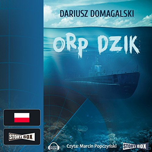 ORP Dzik audiobook cover art