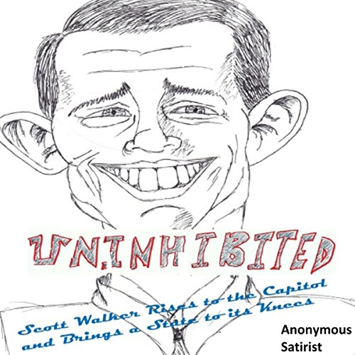 Uninhibited audiobook cover art