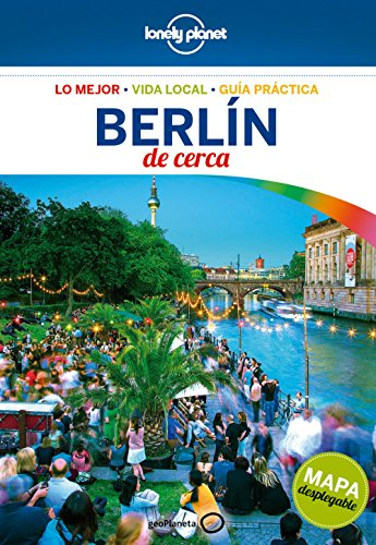 Berlín de cerca 5: 1 (Guías De cerca Lonely Planet) [Idioma Inglés]