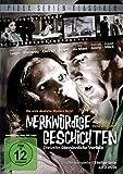 Merkwürdige Geschichten - Dreizehn übersinnliche Vorfälle (Die komplette 13-teilige Mystery-Serie von Fritz Umgelter) [2 DVDs]