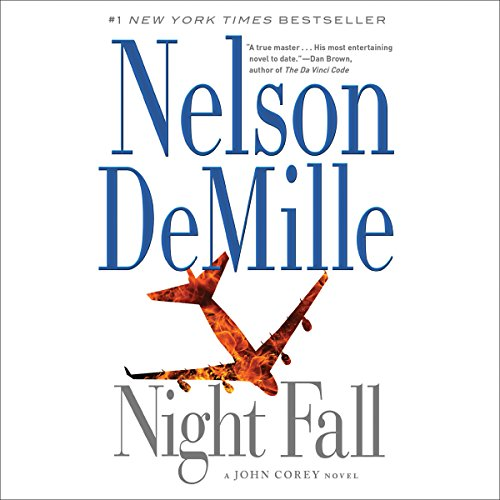 Night Fall audiobook cover art