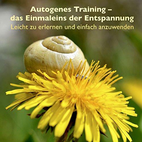 Autogenes Training - das Einmaleins der Entspannung Titelbild