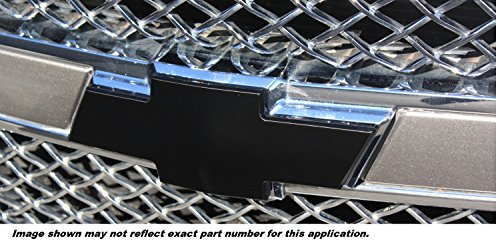 All Sales 96017K Grille Emblem,Black