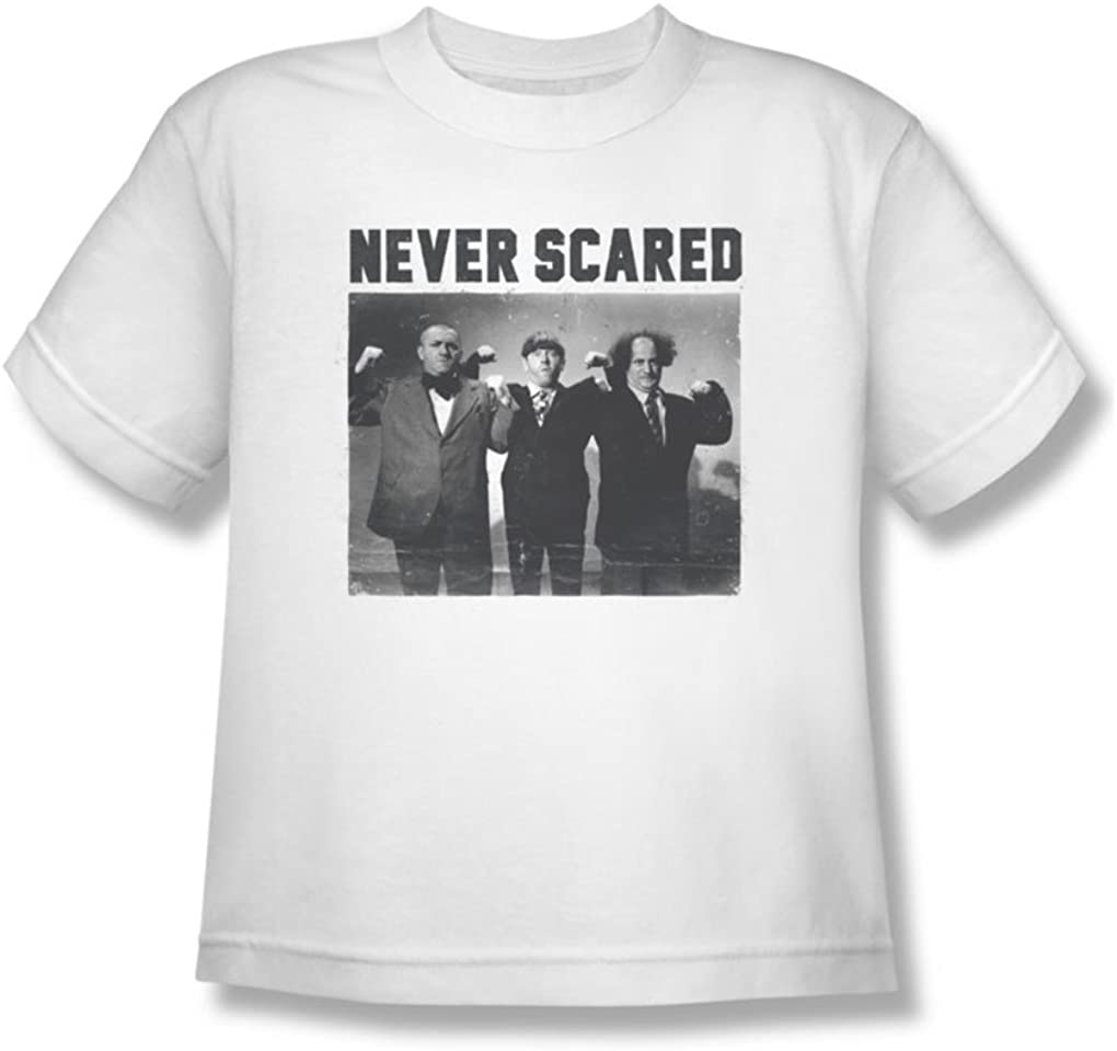 Youth Never Scared T-Shirt Three Stooges