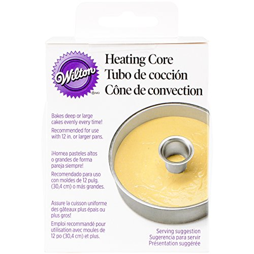Wilton Decorative Preferred Heating Core Bakeware