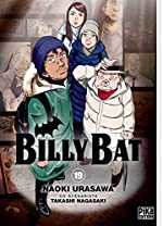 Billy Bat - Tome 19 de Naoki Urasawa