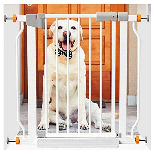 GJF Huisdier Hond Isolatie Deur Guardrail Punch-vrije Baby veiligheidspoorten Automatische Deur Sluiting Voor Trappen Hek Vuur Plaats Rail Guards
