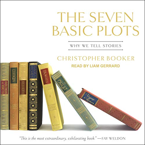 The Seven Basic Plots audiobook cover art