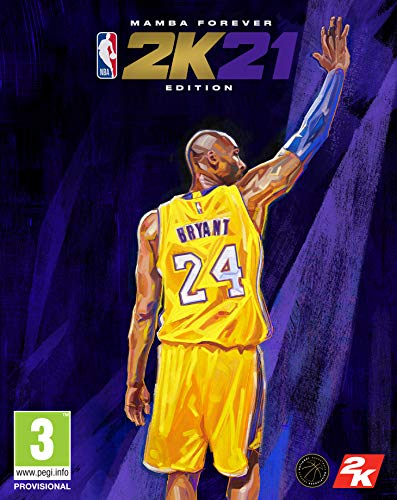 NBA 2K21 -Playstation 5, Mamba Forever Edition