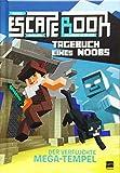 Escape Book - Tagebuch eines Noobs: Der verfluchte Mega-Tempel