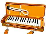 Havana 32 Keys Melodica with Hard Case (Orange)