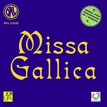 Lallement: Missa Gallica