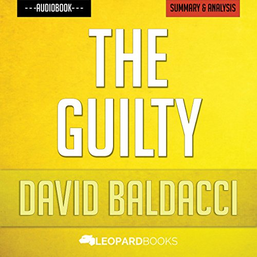 The Guilty, by David Baldacci  By  cover art