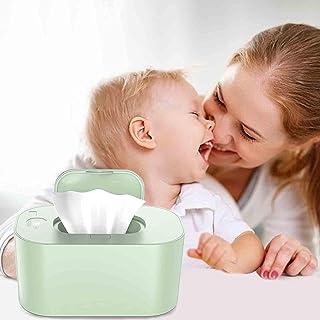 Xuanshengjia Podgrzewacz chusteczek dla niemowląt, USB do wycierania dla niemowląt o stałej temperaturze dozownik do wycie...