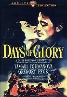 Days of Glory [DVD] [Import]