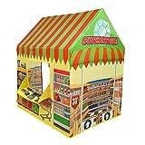 Goodvk Spielzelte Kinderspielhaus Zelt Kind Baby Indoor Playhouse Kinder Spielzeug Zelt Für Jungen...