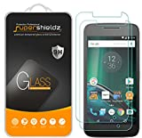 (2 Pack) Supershieldz Designed for Motorola Moto G4 Play and Moto G Play (4th Generation) Tempered Glass Screen Protector, Anti Scratch, Bubble Free