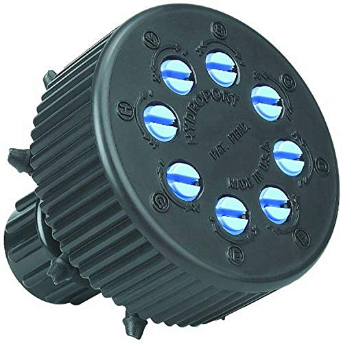 Raindrip 13800UB Hydro-Port 8 Port Watering Manifold