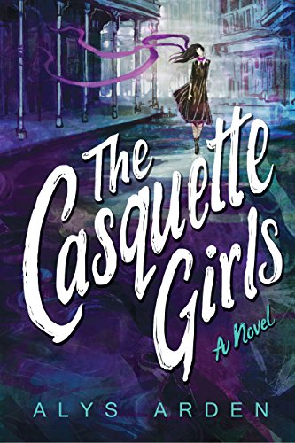 Book Cover for The Casquette Girls